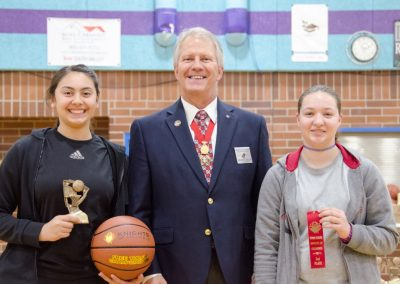 2019 State Freethrow Competition - Girls 13