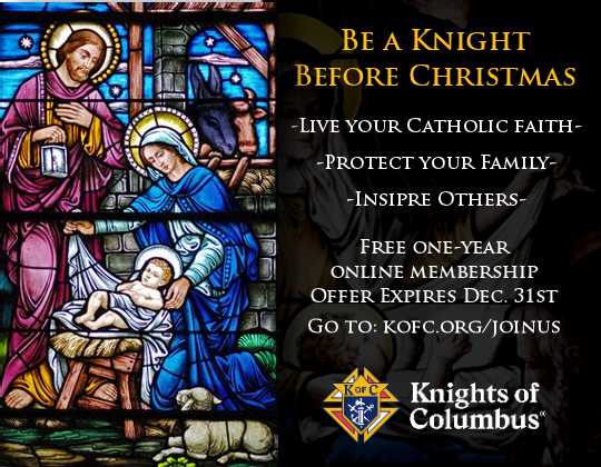 Knight Before Christmas