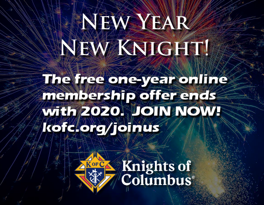 New Knight before New Year
