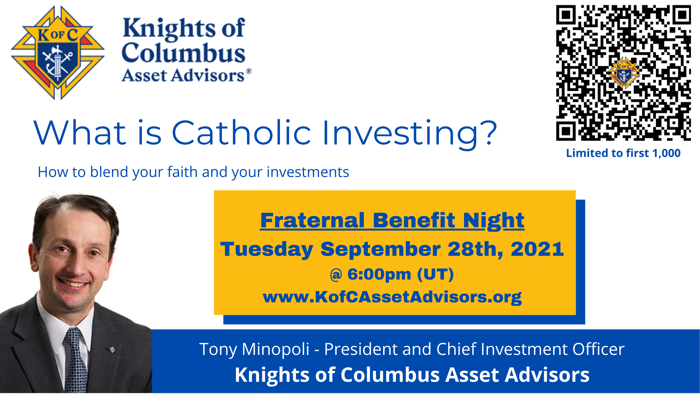 What is Catholic Investing?